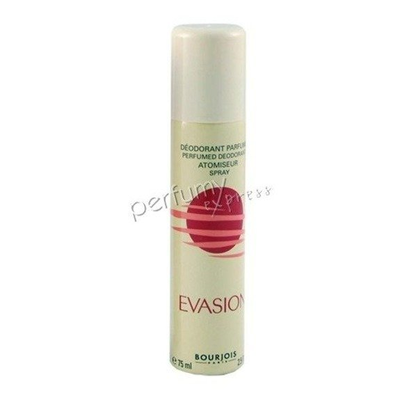 Bourjois Evasion perfumowany dezodorant 75 ml spray
