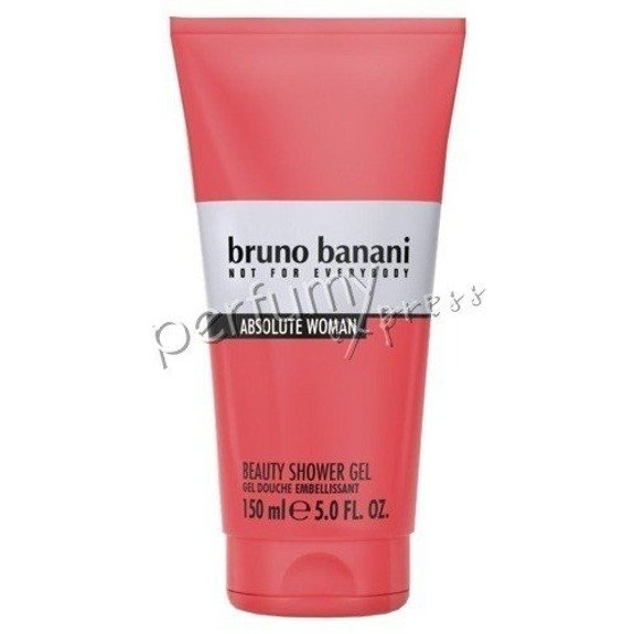 Bruno Banani Absolute Woman żel pod prysznic 150 ml