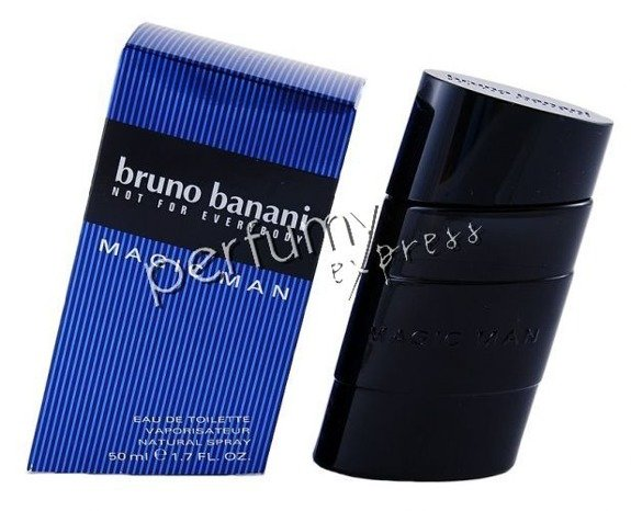 Bruno Banani Magic Man woda toaletowa 50 ml