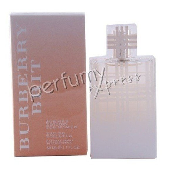 Burberry Brit Summer for Women woda toaletowa 50 ml