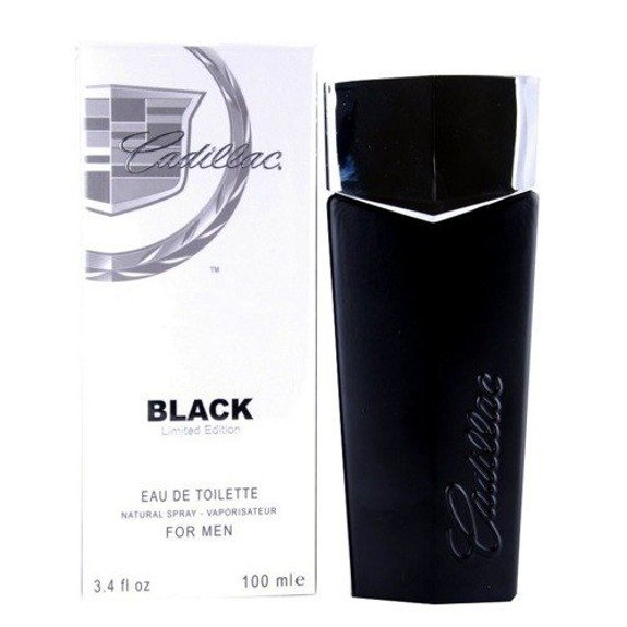 Cadillac BLACK for Men woda toaletowa 100 ml Limited Edition