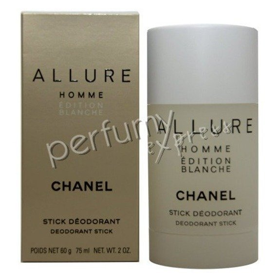 Chanel Allure Homme Edition Blanche dezodorant stick 75 ml