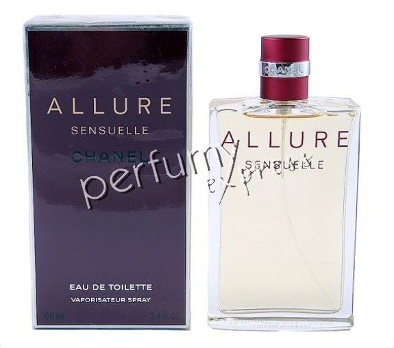 Chanel Allure Sensuelle woda toaletowa 100 ml