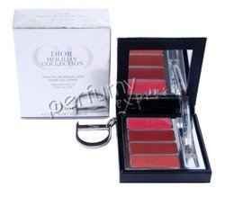 Christian Dior Holiday Collection paleta pomadek do ust 4x1,6g
