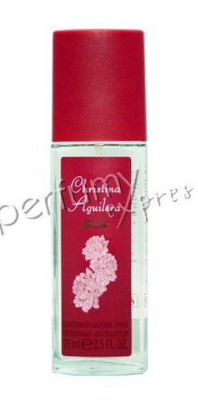 Christina Aguilera Touch of Seduction perfumowany dezodorant 75 ml atomizer