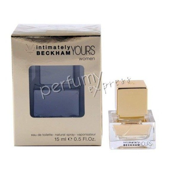 David Beckham Intimately Yours Women woda toaletowa 15 ml