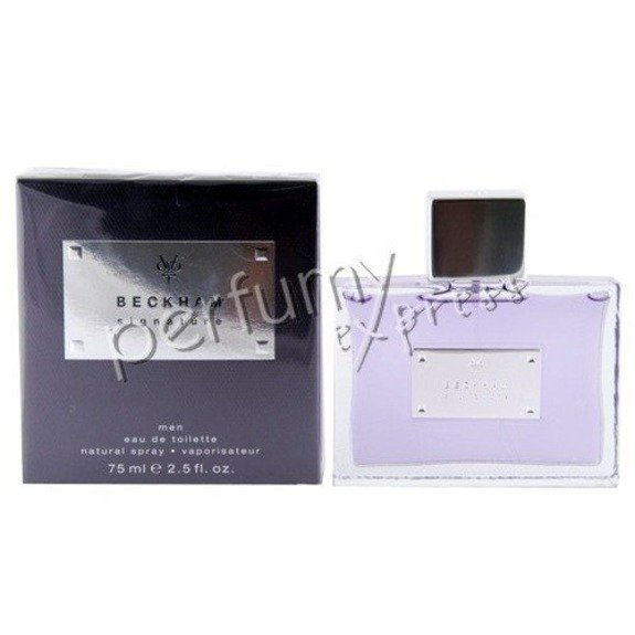 David Beckham Signature for Him woda toaletowa 75 ml