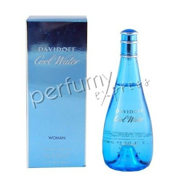 Davidoff Cool Water Woman woda toaletowa 200 ml