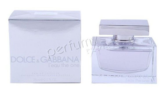 Dolce & Gabbana L'Eau The One woda toaletowa 75 ml