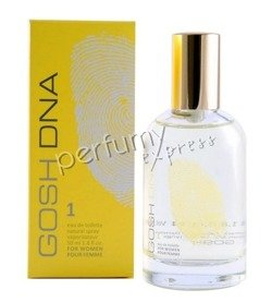 Gosh DNA 1 Woman woda toaletowa 50 ml
