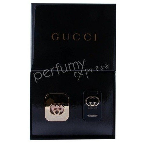 Gucci Guilty komplet (50 ml EDT & 100 ml BL)