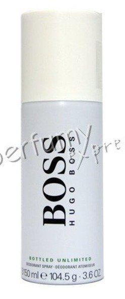 Hugo Boss Bottled Unlimited dezodorant spray 150 ml