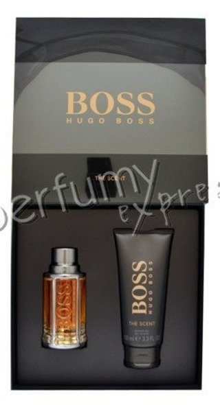 Hugo Boss The Scent komplet (50 ml EDT & 100 ml SG)