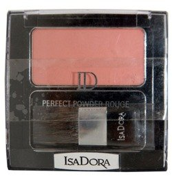 IsaDora Perfect Powder Blusher pudrowy róż 04 Coral Blossom 5g