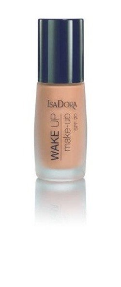 IsaDora Wake Up make-up podkład 04 Warm Beige 30 ml