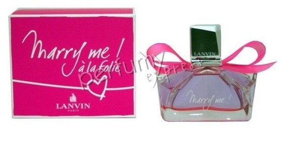 Lanvin Marry Me! a la Folie woda perfumowana 50 ml