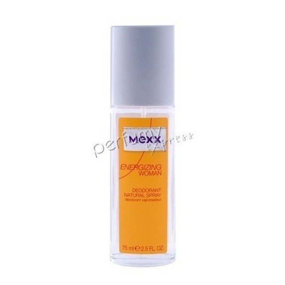 MEXX Energizing Woman dezodorant 75 ml atomizer