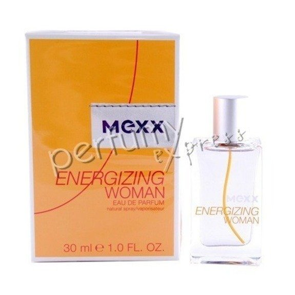 MEXX Energizing Woman woda perfumowana 30 ml