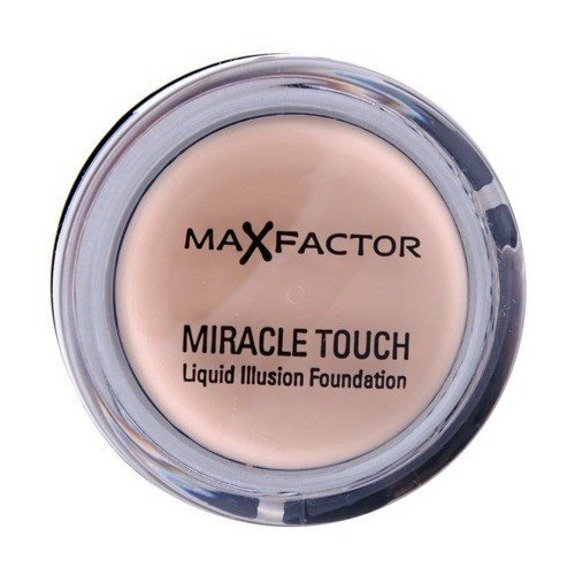 Max Factor Podkład Miracle Touch Liquid Illusion Foundation 11,5 g, WARM ALMOND 45