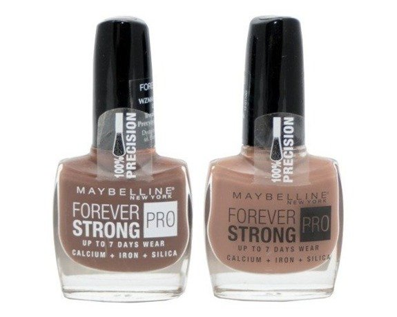 Maybelline Forever Strong lakier do paznokci 10 ml, Rosy Sand 778