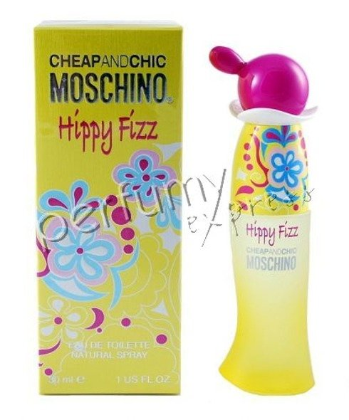 Moschino Cheap And Chic Hippy Fizz woda toaletowa 30 ml