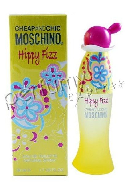 Moschino Cheap And Chic Hippy Fizz woda toaletowa 50 ml