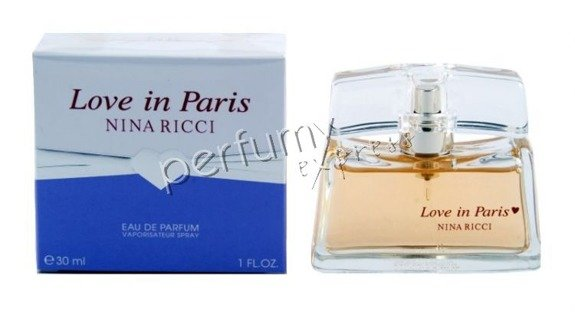 Nina Ricci Love in Paris woda perfumowana 30 ml