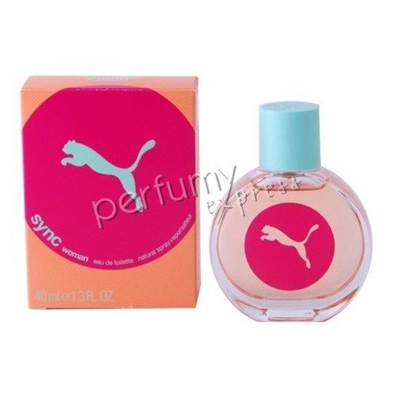 Puma Sync Woman woda toaletowa 40 ml