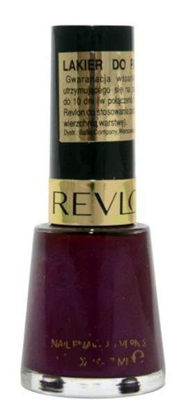 Revlon Nail Enamel Lakier do paznokci 762 Plum Attraction 14,7 ml