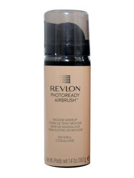 Revlon PhotoReady Airbrush Mousse Makeup Podkład w Piance 20 Shell 39,7 g