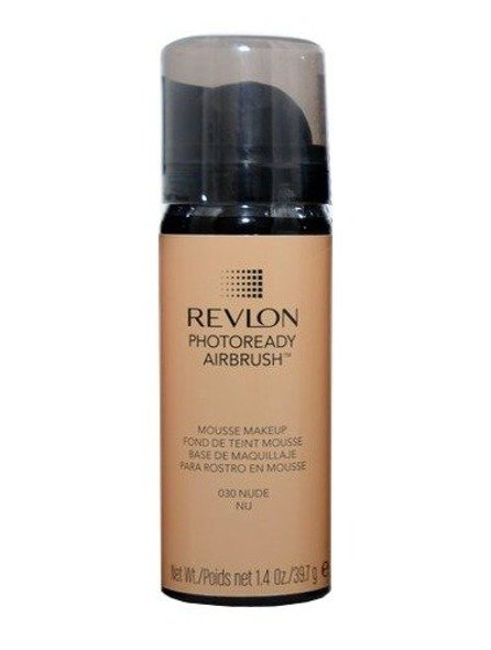 Revlon PhotoReady Airbrush Mousse Makeup Podkład w Piance 30 Nude 39,7 g