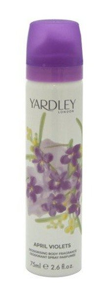 Yardley London April Violets Fiołek dezodorant spray 75 ml edycja 2015