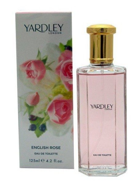 Yardley London English Rose Róża woda toaletowa 125 ml edition 2015
