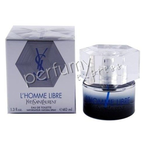 Yves Saint Laurent L'Homme Libre woda toaletowa 40 ml